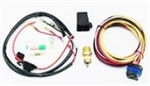 Firebird COLD-CASE Electric Fan Relay, Thermoswitch Sensor and Wiring Kit