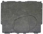 1967 - 1969 Firebird Under Hood Insulation Pad, Molded Design