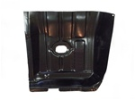 1967-1969 Left Hand Rear Floor Pan Section