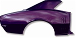1967 Firebird Quarter Panel, Full OE Style, Coupe, RH 7702810