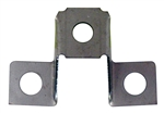 1972 - 1975 Firebird and Trans Am Front Lower Valance Panel to Hood Latch Brace Bracket