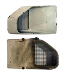 1970 - 1981 Firebird Trans Am Fender Air Extractor Vent Assembly RH, Used GM