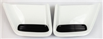1993 - 1997 Firebird and Trans Am Hood Scoops, NOS, GM, Pair, White