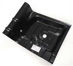 1975 - 1981 Firebird Floor Panel, Rear LH Section