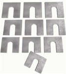 Front End Sheet Metal Body Shims Set 1.6 mm - 10 Pieces