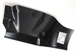 1970 - 1974 Firebird LH Toe Board Lower Firewall Extension with Center Hump Front Floor Pan Repair