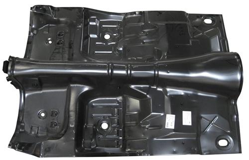 Golden Star FP01-75FR Front Floor Pan Patch 1975-1981 Camaro//Firebird 27-1//2 X 4