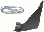 1979 - 1981 Trans Am Urethane OE Style Front Left Wheel Spoiler Flare