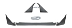 1979 - 1981 Trans Am Front And Rear Spoiler Set, Urethane OE Style