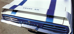 1969 Firebird Trans Am Rear Spoiler