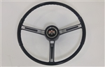 1968 Firebird Deluxe Style Steering Wheel Original GM Used