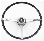 1967 Firebird Deluxe Style Steering Wheel Original GM Used