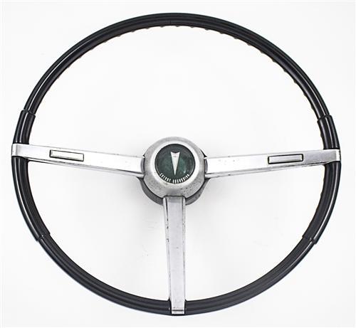 1967 Firebird Deluxe Style Steering Wheel Original GM Used