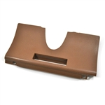 New CAMEL TAN 70 - 81 Firebird or Trans Am Under Dash Lower Steering Column Cover for AC Models