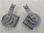 1974 - 1976 Firebird Horn Set, Original GM Used