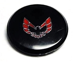 1970 - 1981 Firebird And Trans Am Formula Steering Wheel Horn Button Insert, Correct Factory Style Lucite with Locating Tab! Red