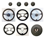 NEW Custom Classic Leather Steering Wheel Kit for Firebird, Pontiac, and GTO
