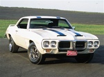 1969 Firebird Trans Am Stripe Stencil Kit
