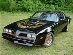 1977 - 1978 Trans Am Special Edition German Style, Ultimate Decal Kit, Pre-Molded Pinstripes