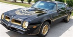 1976 Trans Am Special Edition German Style Ultimate Decal Kit, 50th Anniversary