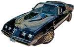 1981 Trans Am Turbo Special Edition Ultimate Decal Kit