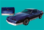 1987 - 1990 Trans Am Decal Kit