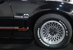 1985 - 1986 Trans Am or Formula Rocker Ground Effect Decal, 5.0 Liter FI