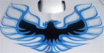 1973 - 1978 Firebird Trans Am Hood Bird Decal Only