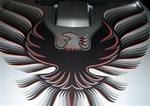 1979 Trans Am Hood Bird 10th Anniversary