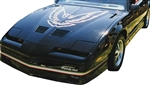 "1985-1986 ""Trans Am"" Front Bumper Name Decal"
