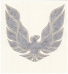 "1976-1978 Trans Am Sail Quarter Panel "" Bird "" - German Special Edition"