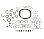 1967 - 1969 Chevy Bolt Rear End Axle Rebuild Install Overhaul Kit, 10 Bolt 8.2