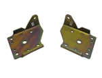 1967 Firebird DSE Multi Leaf Shock Plate Set, Pair LH and RH