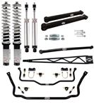 1982 - 1992 Firebird Handling Suspension Kit, QA1, Level 1