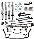 1982 - 1992 Firebird Handling Suspension Kit, QA1, Level 2
