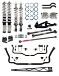 1982 - 1992 Firebird Handling Suspension Kit, QA1, Level 3