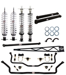 1993 - 2002 Firebird Handling Suspension Kit, QA1, Level 2