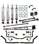 1993 - 2002 Firebird Handling Suspension Kit, QA1, Level 3