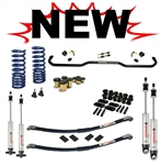 1967 - 1969 Firebird Suspension Kit, Ridetech StreetGrip