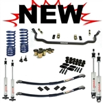 1970 - 1981 Firebird Suspension Kit, Ridetech StreetGrip, Pontiac