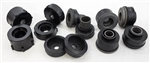 1976 - 1981 Firebird and Trans AM Subframe Body Mount Bushing Set