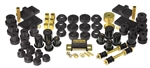 1976 - 1979 Firebird and Trans Am Polyurethane Suspension Kit With Multi Leaf Rear Springs