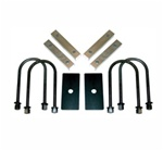 1967-1969 Mono to Multi Leaf Rear Spring Conversion Kit
