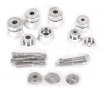 1967-1981 Fesler Billet Aluminum Body Mount Bushings