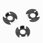 Hurst 4 Speed Shifter Linkage Lever Slot Adapter Set for Muncie Transmissions, 3/8""