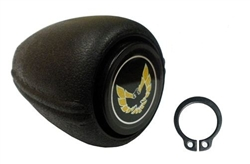 1970 - 1981 Firebird and Trans Am Automatic Shifter Knob Kit with Gold Bird