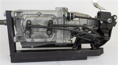 1967 Firebird 4-Speed Shifter Assembly for Muncie ...