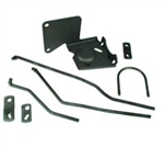 1967 - 1968 Firebird Hurst Shifter Linkage Install Kit for Muncie Transmission