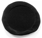 1967 - 1981 Firebird Fitted Spare Tire Cover, Black Felt