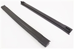 1993 - 2002 Firebird and Trans Am T-Top Rubber Weatherstrip Side Rail Seals